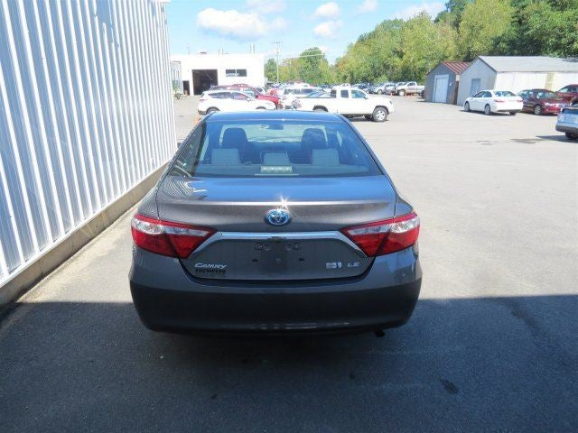 2017 toyota camry hybrid le toyota dealer in laconia new. Black Bedroom Furniture Sets. Home Design Ideas