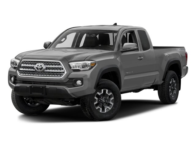 2017 Toyota Tacoma Trd Off Road Access Cab 6 39 Bed V6 4x4 At Toyota Dealer In Laconia New