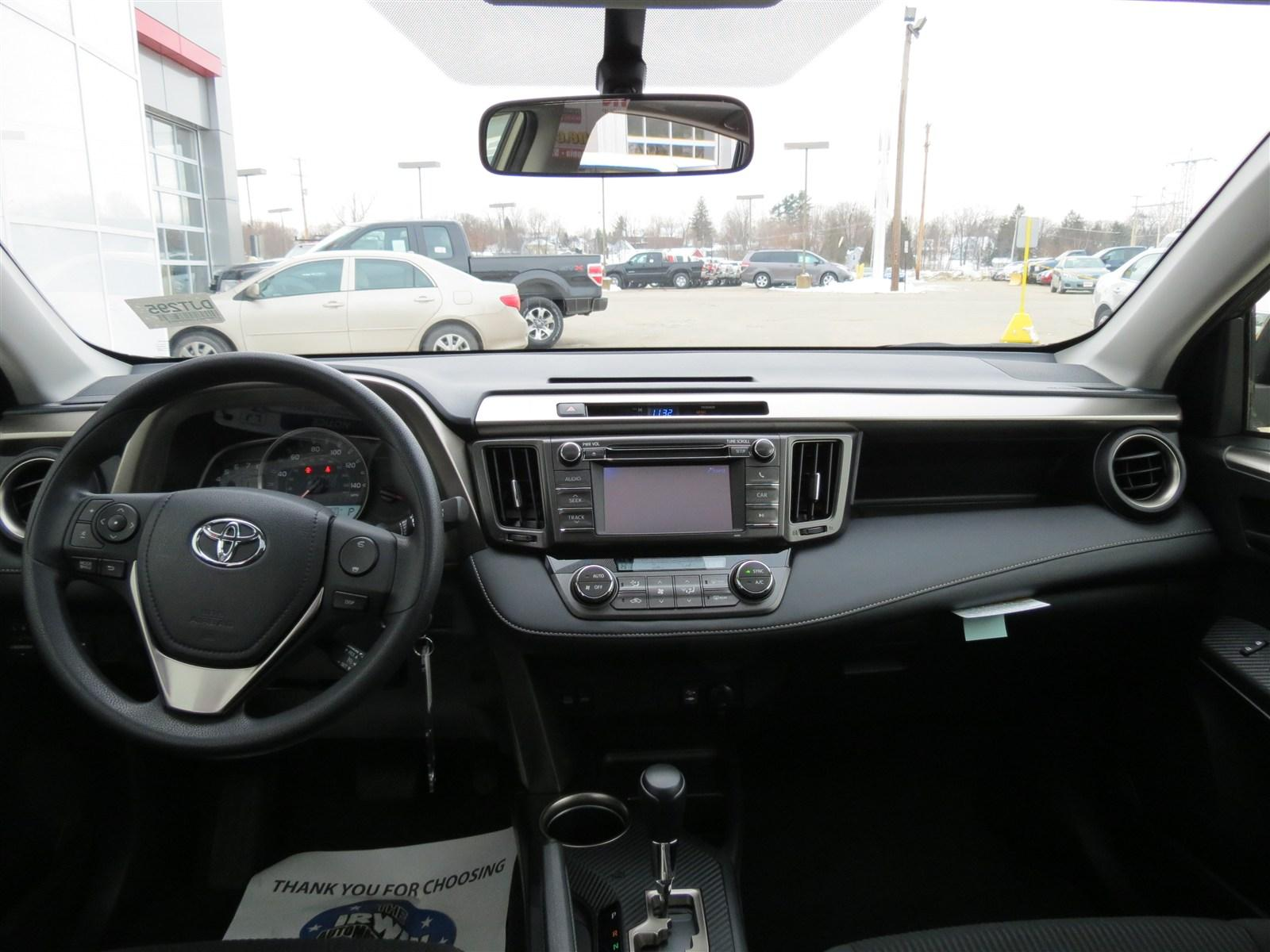 How To Lease A Car With Bad Credit >> 2013-rav4-interior-nh