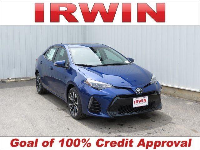 Toyota Corolla SE Toyota Dealer In Laconia New Hampshire - Toyota dealer nh