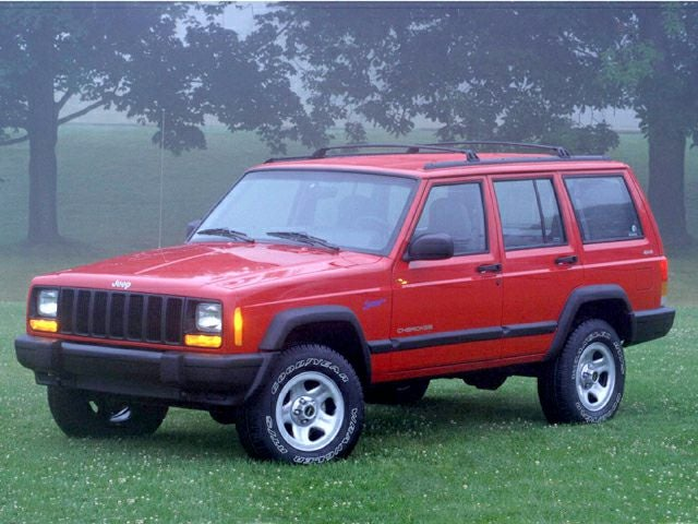 2000 Jeep Cherokee Sport Toyota Dealer In Laconia New Hampshire