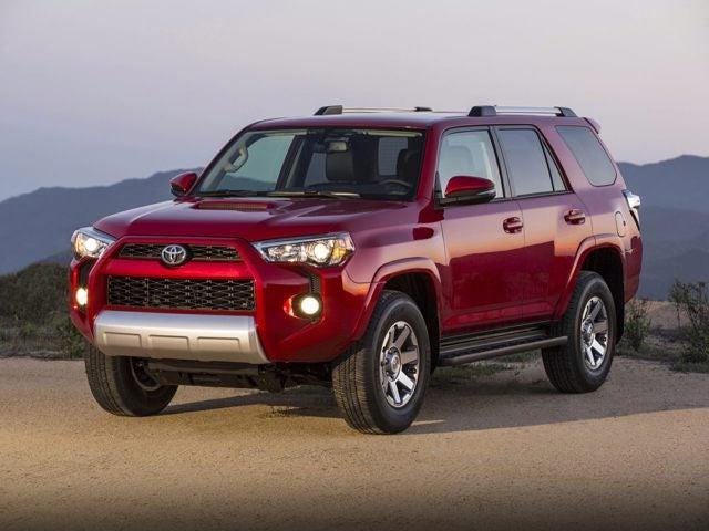 2019 Toyota 4runner Trd Off Road Premium Toyota Dealer In Laconia