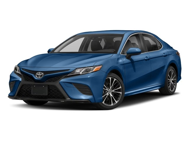 2018 Toyota Camry XSE V6 - Toyota dealer in Laconia New ...