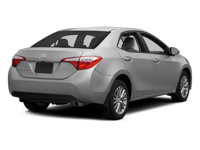 2014 Toyota Corolla Le Plus Toyota Dealer In Laconia New Hampshire