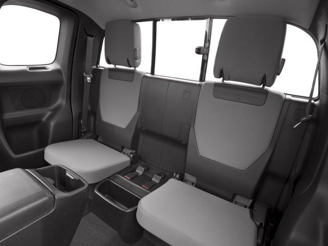 2018 Toyota Tacoma Sr5 Access Cab 6 Bed V6 4x4 At