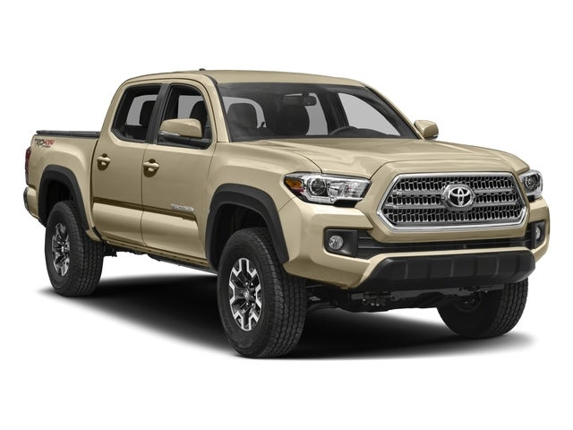 2018 toyota tacoma trd off road double cab 5' bed v6 4x4 at - toyota