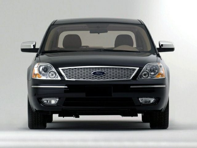 ford five hundred owners manual