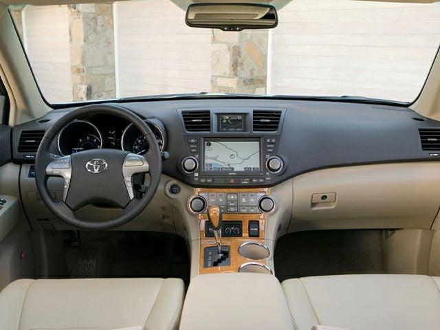 2010 Toyota Highlander Hybrid Limited W 3rd Row In Laconia Nh Irwin