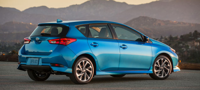 The All New Scion Im And Scion Ia Have Low Lease Payments