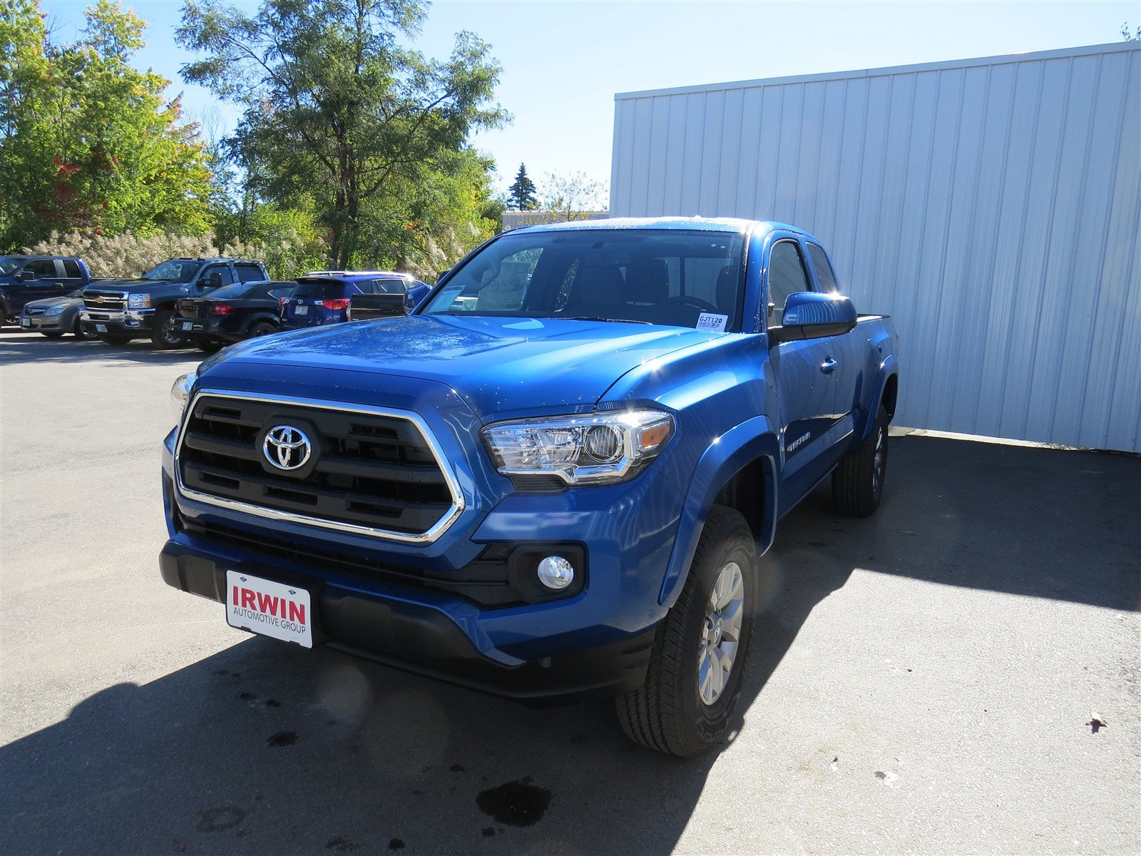 2016 toyota tacoma is for sale at irwin toyota uncategorized for Irwin motors laconia nh