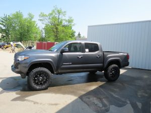 2016 Toyota Tacoma TRD Sport with a Lift Kit | Irwin Toyota News