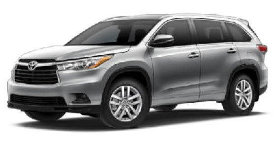 Zero Down Lease Deals >> New Toyota Highlander Special Deals in Laconia NH
