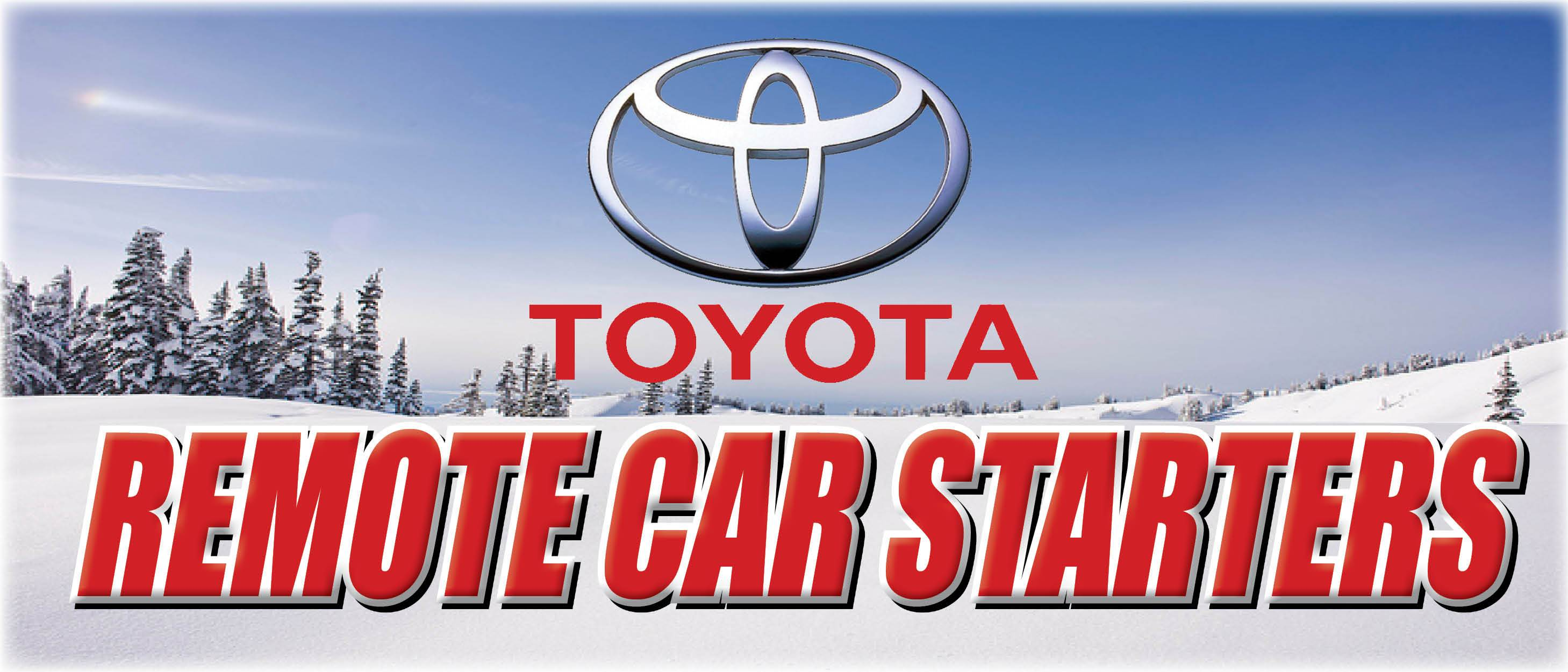 Toyota Remote Start Cost >> Toyota Remote Car Starters In Nh Irwin Toyota